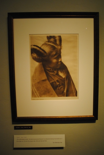 Chaiwa by Edward S. Curtis