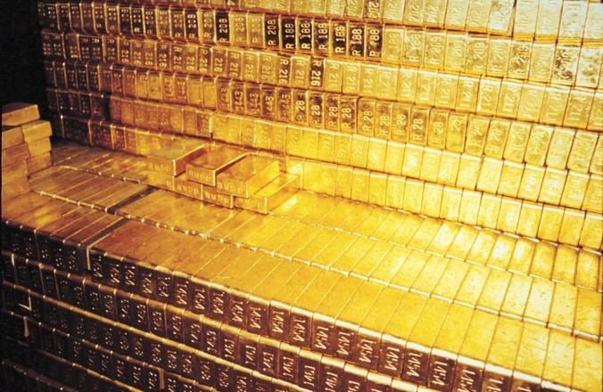 Gold-stack